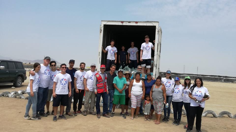 """La creación de """"Hasbará Perú"""" con el apoyo de Hatzad Hasheni – Por Ruth Hochman"""