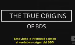 Los verdaderos orígenes del BDS