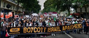 La geografía social del movimiento BDS y el antisemitismo - Por Dr. Alex Joffe (BESA)