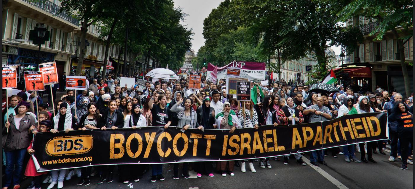 La geografía social del movimiento BDS y el antisemitismo – Por Dr. Alex Joffe (BESA)