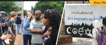 """""""Yo fui un activista del BDS"""": Confesiones desde dentro del movimiento - Klaas Mokgomole (Sudáfrica)"""
