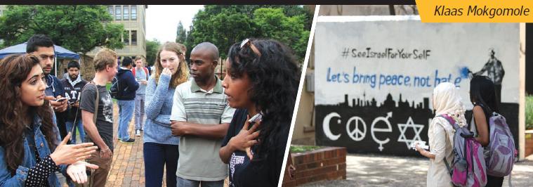"""""""Yo fui un activista del BDS"""": Confesiones desde dentro del movimiento – Klaas Mokgomole (Sudáfrica)"""