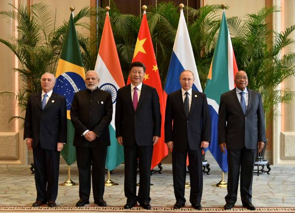 BRICS. Sin Jerusalén Este – Por Profesor P. R. Kumaraswamy (BESA)