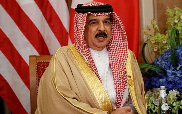 El monarca de Bahrein pide tolerancia religiosa, y denuncia los boicots contra Israel