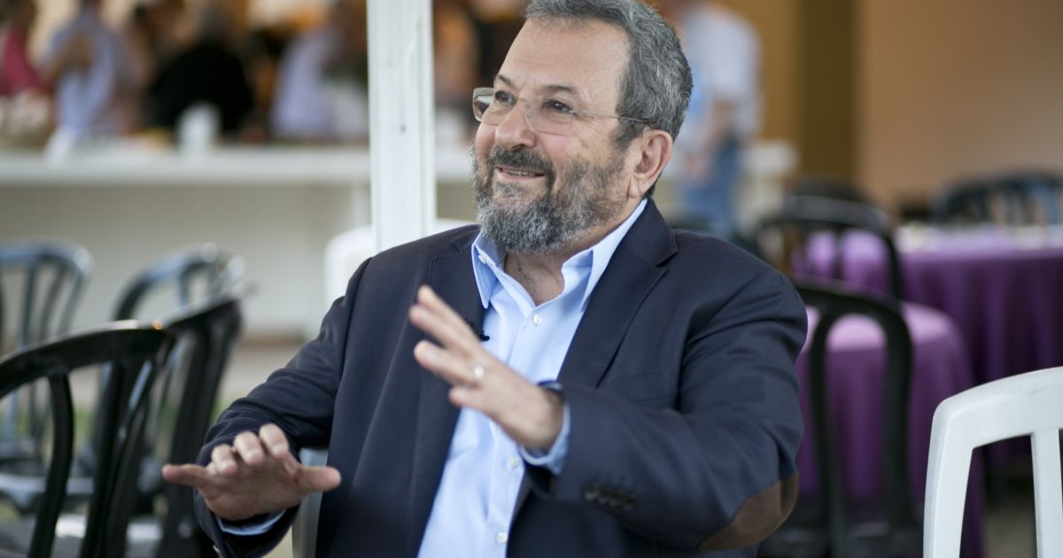 Ehud Barak: Ignorando descaradamente el peligro – Por Mayor General (Reserva) Gershon Hacohen