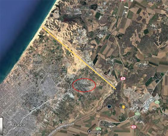 UNRWA expuso otro túnel terrorista construido debajo de una de las escuelas que opera en la Franja de Gaza