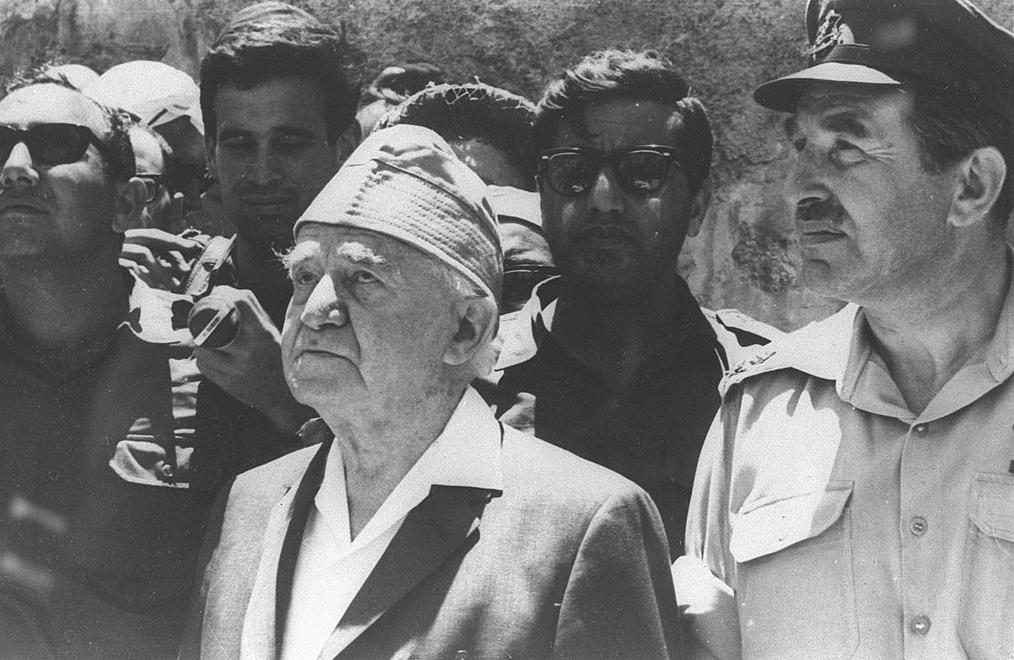Tergiversando a David Ben-Gurion – Por Profesor Efraim Karsh (BESA)