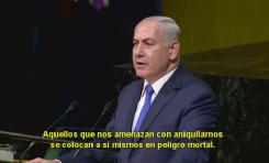Discurso del Primer Ministro Netanyahu en las Naciones Unidas (19 septiembre 2017)