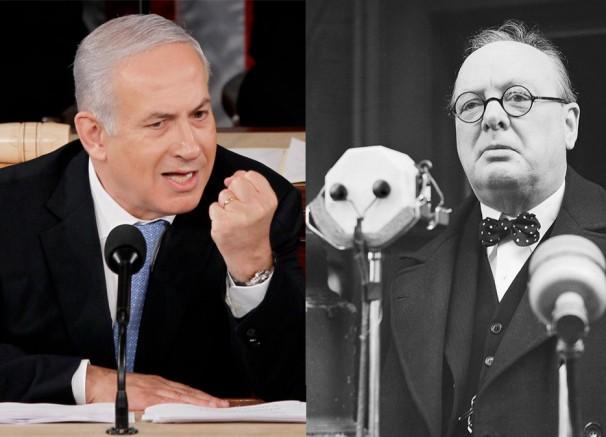 Netanyahu está haciendo lo mismo que hizo Churchill – Por Alan M. Dershowitz