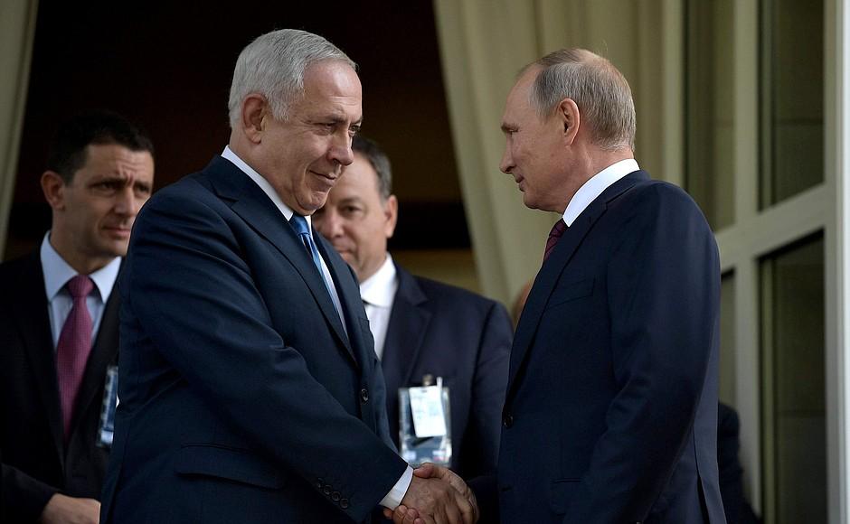 ¿Han concertado Putin y Netanyahu un gran trato? – Por Profesor Hillel Frisch (BESA)