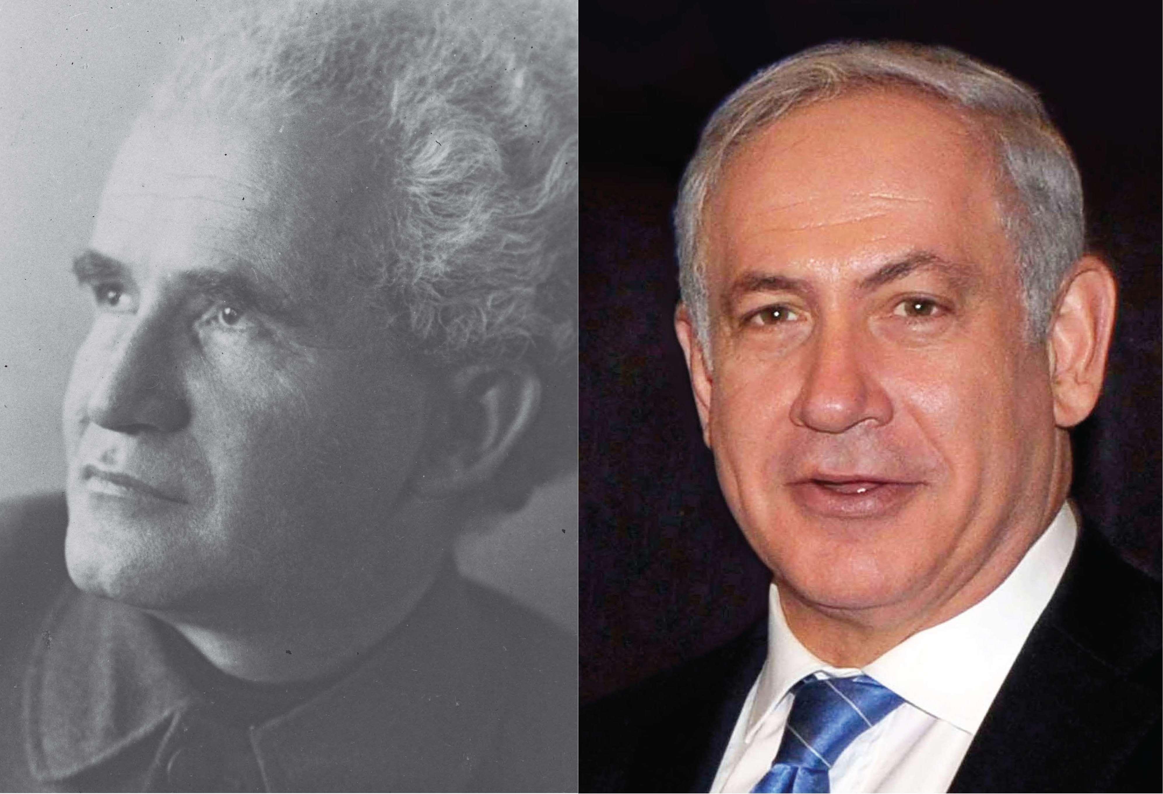 Comparando a Netanyahu con Ben-Gurion – Por Prof. Shmuel Sandler (BESA)