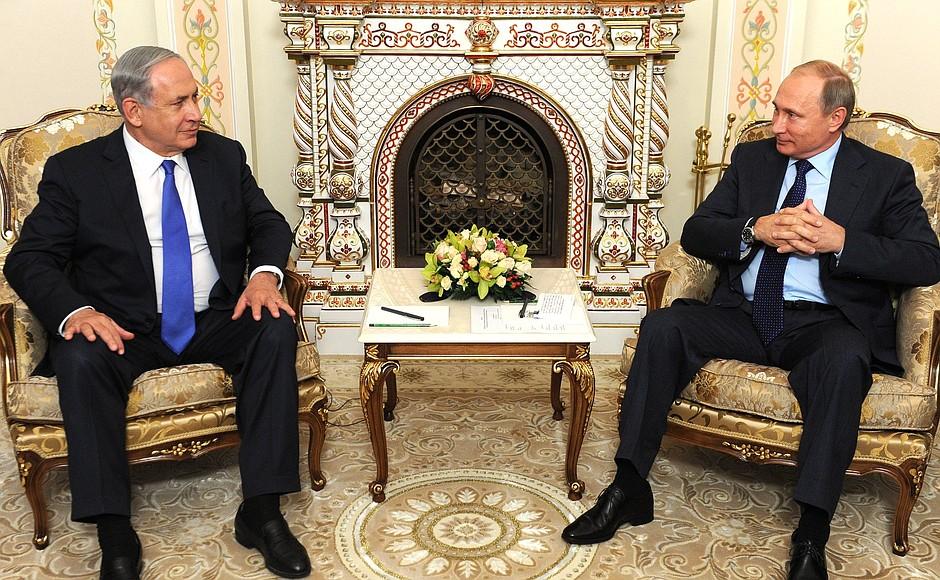 """Cuidando """"muy bien"""" la relación de Israel con Rusia – Por Robert G. Rabil (BESA)"""