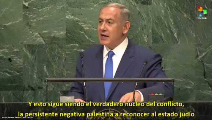 Netanyahu en la Asamblea General ONU 2016 - ¡Israel tiene un esperanzador futuro entre las naciones!