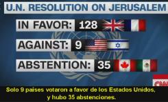 """CNN finalmente """"acierta"""" al describir a las Naciones Unidas"""