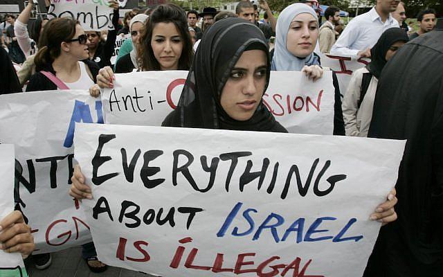 Convencer a los antisionistas que el conflicto palestino-israelí ha terminado – Por Daniel Pipes (The Washington Times)