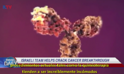 Equipo israelí ayuda a descifrar nuevo descubrimiento en la lucha contra el cáncer