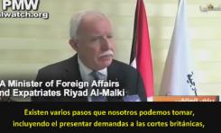 """Charlatanería Made in Palestina: """"Demandaremos a Gran Bretaña por la Declaración Balfour"""""""