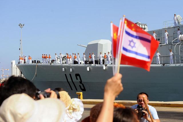 El pragmatismo impulsa la asociación chino-israelí – Por Dr. George N. Tzogopoulos (BESA)