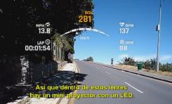 Everysight Raptor de Elbyt Israel te transforma de ciclista… a piloto de combate