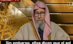 Alto clérigo saudita dice que el sol gira alrededor de la tierra