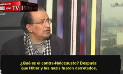 """Historiador (charlatán) egipcio: """"Los judíos llevaron a cabo un contra-Holocausto"""""""