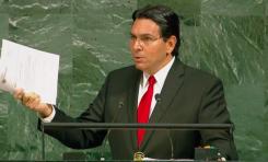 ¿Cómo Israel logró lo imposible en la ONU? - Por Embajador Danny Danon (Israel Hayom)