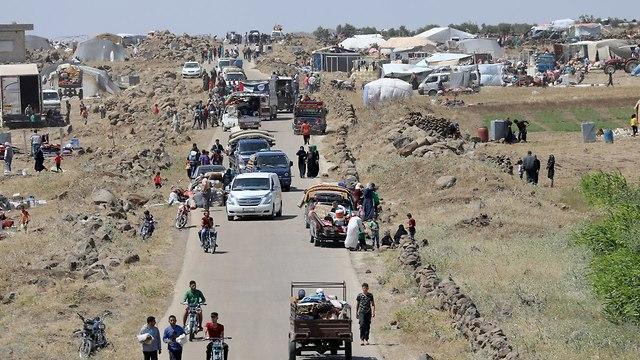 """Un refugiado sirio alaba los """"nobles"""" esfuerzos de Israel para tratar a las víctimas de Assad – Por Daniel Salami (Yedhiot Ajaronot)"""