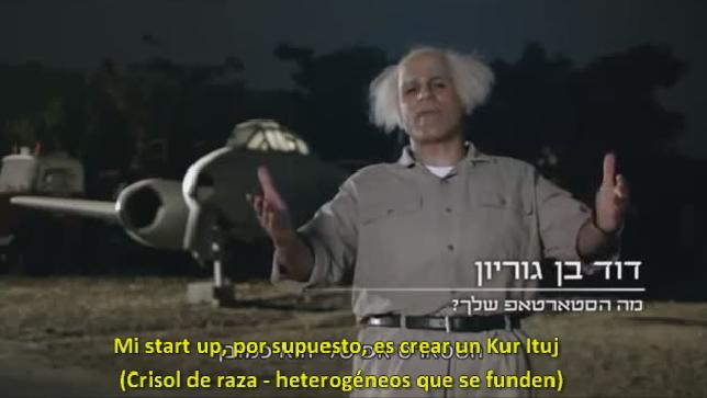 Humor Israelí: La discriminación de los judíos Ashkenzim al absorber a los provenientes de países árabes