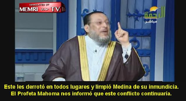 Clérigo egipcio Muhammad Al-Zoghbi en ataque antisemita: EE.UU. y Occidente son los judíos