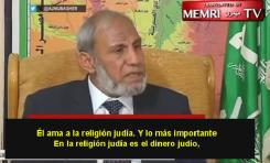 """Mahmud El-Zahhar (Hamás): """"Yo creo que Trump quizás es judío…"""""""