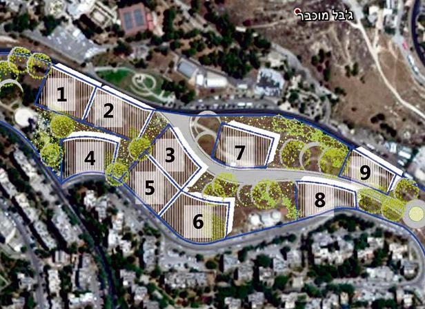 Israel prepara el complejo para las embajadas en Jerusalén – Ofer Petersburg (Por Yediot Ajaronot)