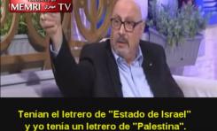 Embajador palestino: Le pegué a un israelí por afirmar que el falafel era su comida nacional