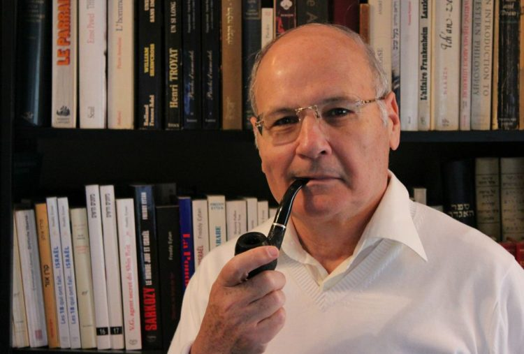 Embajador Freddy Eytan