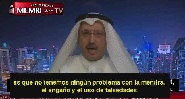 """Ex-ministro de Información de Kuwait: """"Somos sociedades en donde mentimos crónicamente"""""""