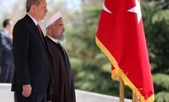 La muy superficial amistad de Turquía e Irán - Por Burak Bekdil (BESA)