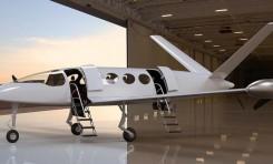 """Una empresa israelí presenta el avión totalmente eléctrico """"Alice"""""""