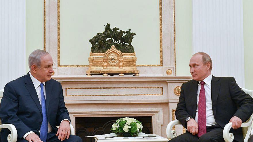 ¿Netanyahu y Putin evalúan parecido a Irán? – Por Israel Kasnett (JNS)
