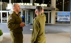 Cómo transformó el Ejército de Israel un hotel de lujo en una clínica para luchar contra el Coronavirus - Por Benjamin Kerstein (El Algemeiner)