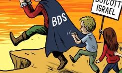 El informe del Contralor del Estado destaca el fracaso israelí en combatir el BDS - Por Itamar Eichner (Ynet 24/5/2016)