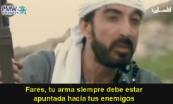 TV oficial Palestina: El tío incita y le enseña a su sobrino a asesinar judíos