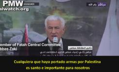 """Funcionario de Fatah alaba a Hamás: """"Estamos en una sola trinchera contra Israel"""""""