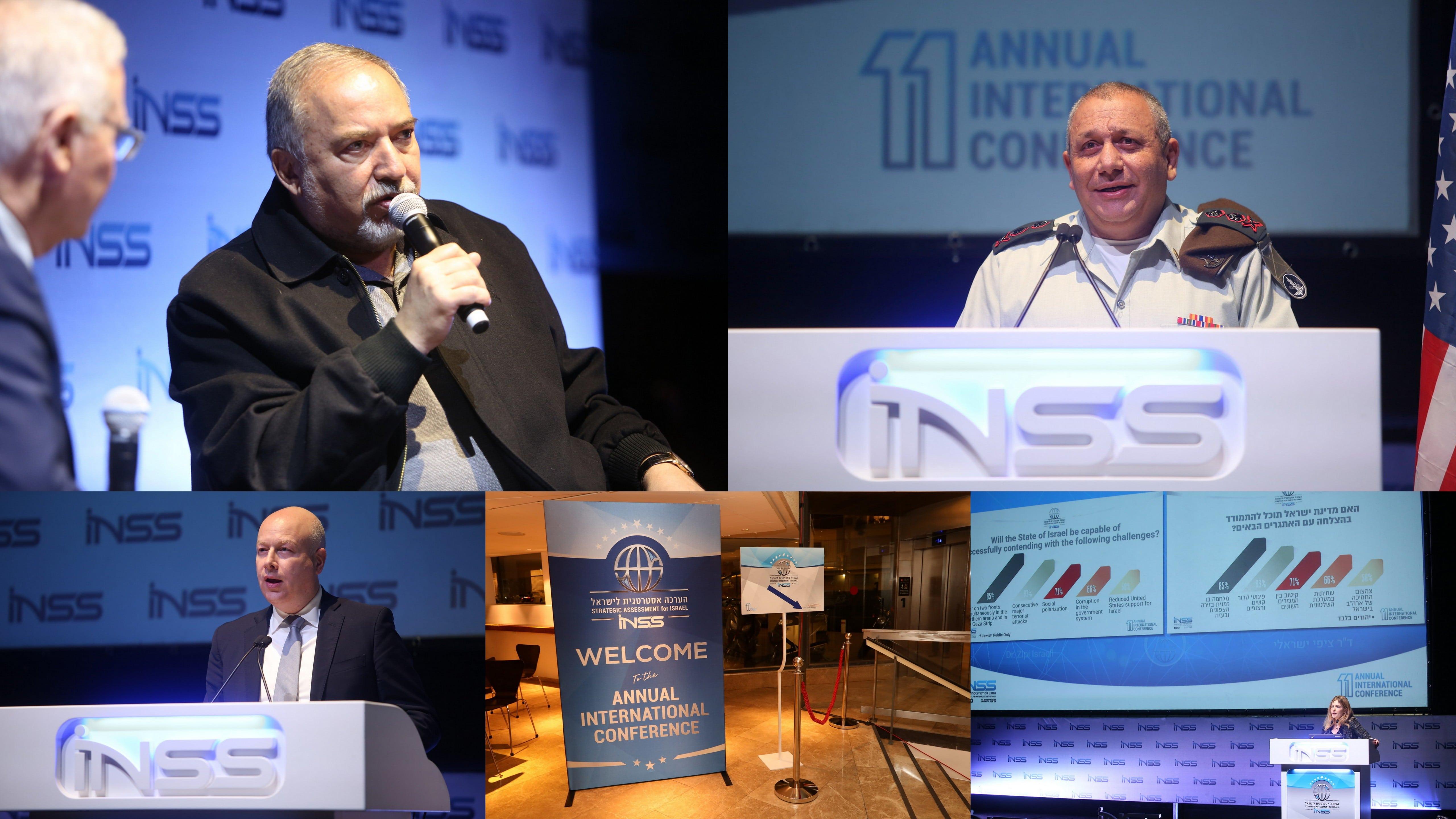 Israel a los 70 años: Ventajas estratégicas con estrechos márgenes de seguridad – Udi Dekel (INSS)