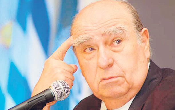 ¿Qué es la desproporción?  Por Julio María Sanguinetti (ex Presidente Uruguay)