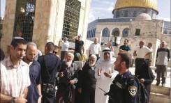 Disputas en el Monte del Templo - ¿Qué está sucediendo en Jerusalén? - Nadav Shragai (Israel Hayom - 24/10/2014)