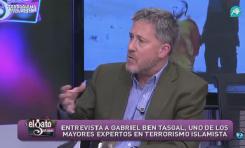 """Ben-Tasgal en """"El Gato al Agua"""" (8/3/17) sobre """"Islamismo en Europa, Inmigración e Israel"""""""