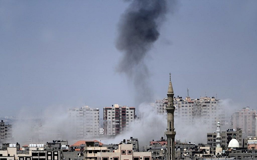 ¿La Gran Marcha A La Guerra? ¿Llevará la Gran Marcha del Retorno a una guerra en Gaza? – Por Tovah Lazaroff (The Jerusalem Post)