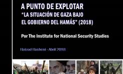 Dossier La Crisis del Gobierno de Hamás en Gaza (2018)