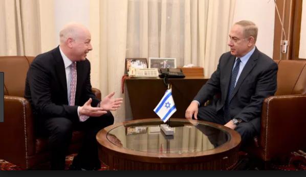 """""""El plan de paz de Trump para el Medio Oriente es el camino para cambiar Gaza"""" – Por Jason Greenblatt (Jerusalem Post)"""