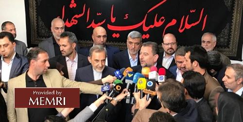 """Junto a la reconciliación con el Fatah, líderes de Hamás refuerzan sus relaciones con Irán y piden """"borrar a Israel del mapa"""""""