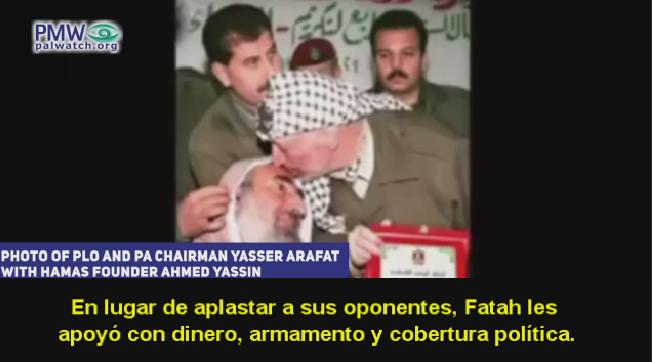 """Fatah admite su """"apoyó"""" a Hamas """"con dinero, armas y encubrimiento político"""""""
